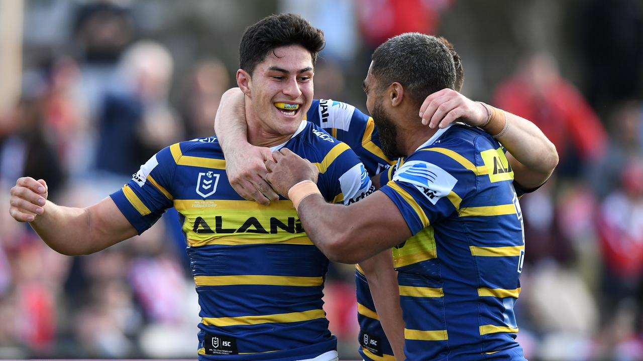 Parramatta are the biggest winners from the NRL's revised draw.