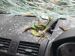 Romantic weekend ends in car disaster