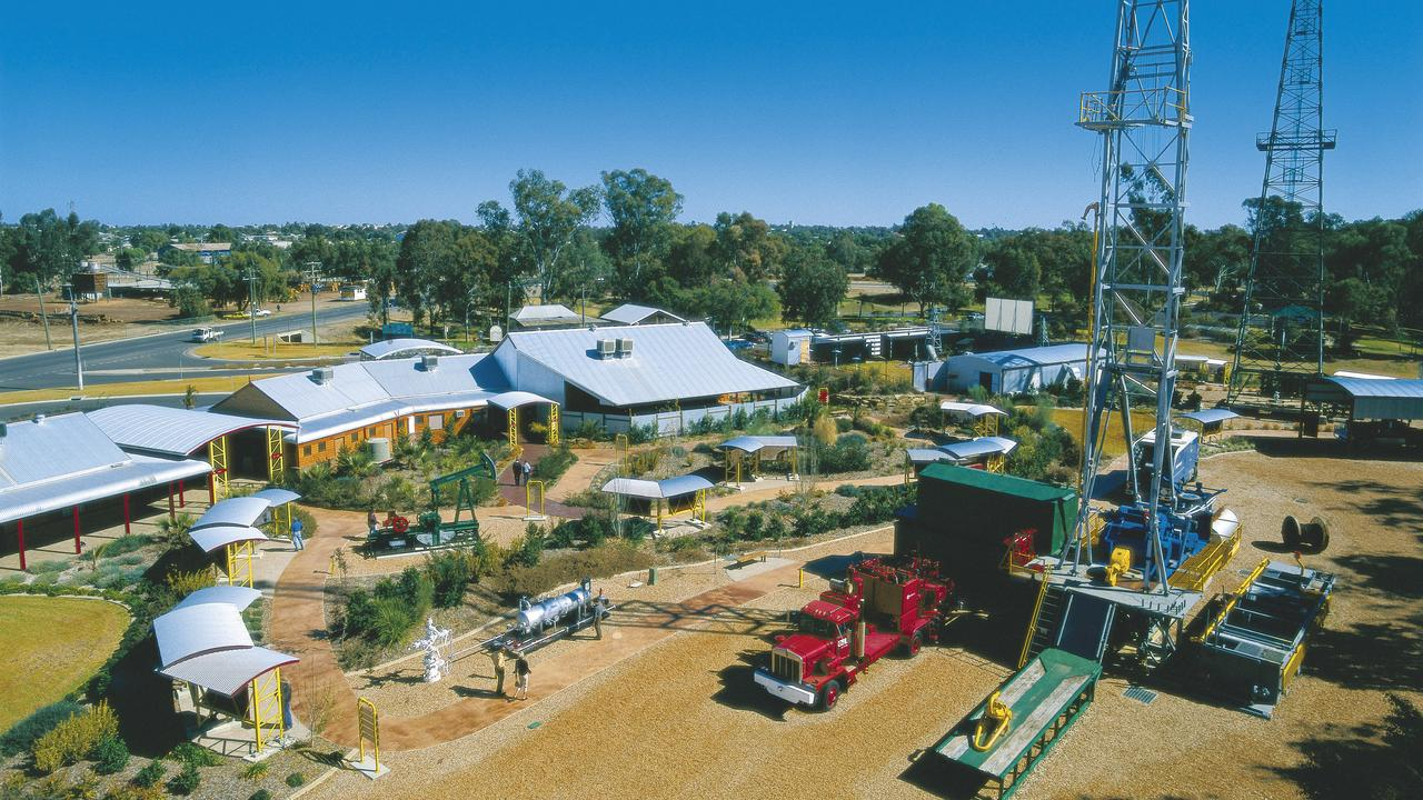 FUNDING: The Big Rig will receive a share of the funding to improve the visitor experience at Roma's premier attraction, with the installation of an observation tower, a tree walk, and upgrades to carparking and road access.