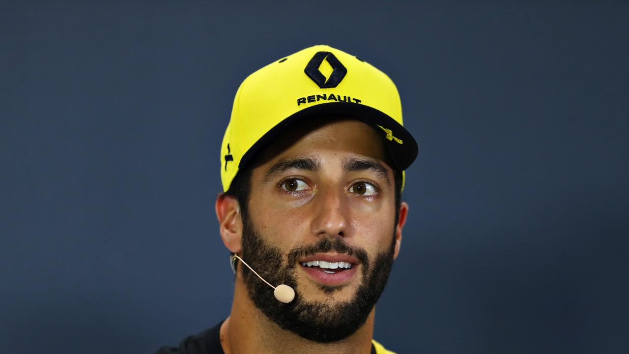 Daniel Ricciardo couldn't say no to McLaren this time