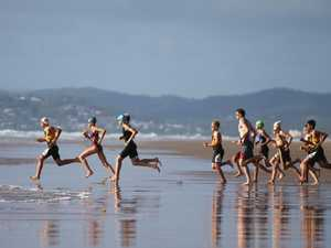 Triathlon club hopes community will continue fitness trend