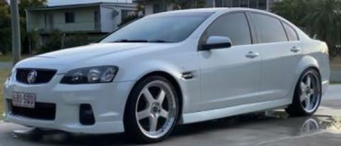 On the same night a white Holden Commodore sedan (QLD 680SQD) was stolen from an address in North St, in Gatton.