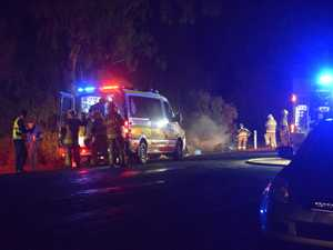 Three killed in horror crash near Chinchilla