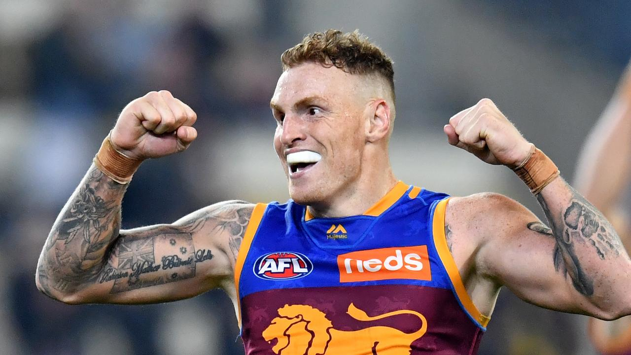 Mitch Robinson says Brisbane Lions can't use footy's shutdown as an excuse if they don't deliver on their promise.