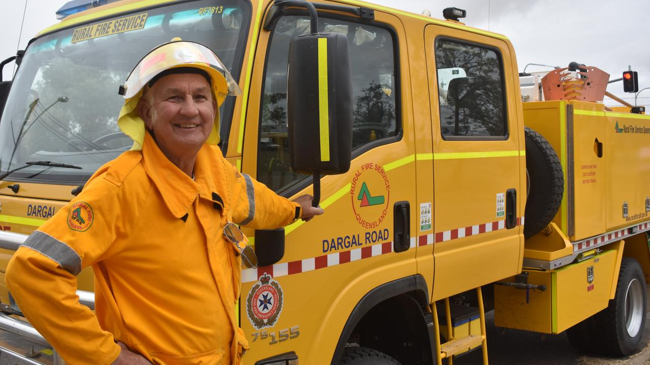 VOLUNTEER WEEK: Thanks to Ian Peters who has helped locals in a time of crisis for over 30-years.