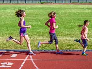 Bowen kids take on virtual cross-country challenge