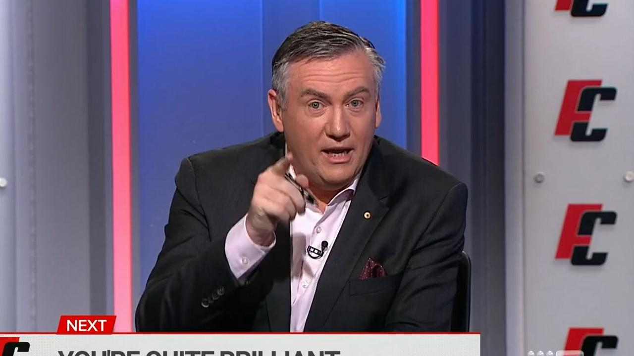 Eddie McGuire isn't too happy Collingwood has been snubbed on three occasions. Picture: Footy Classified