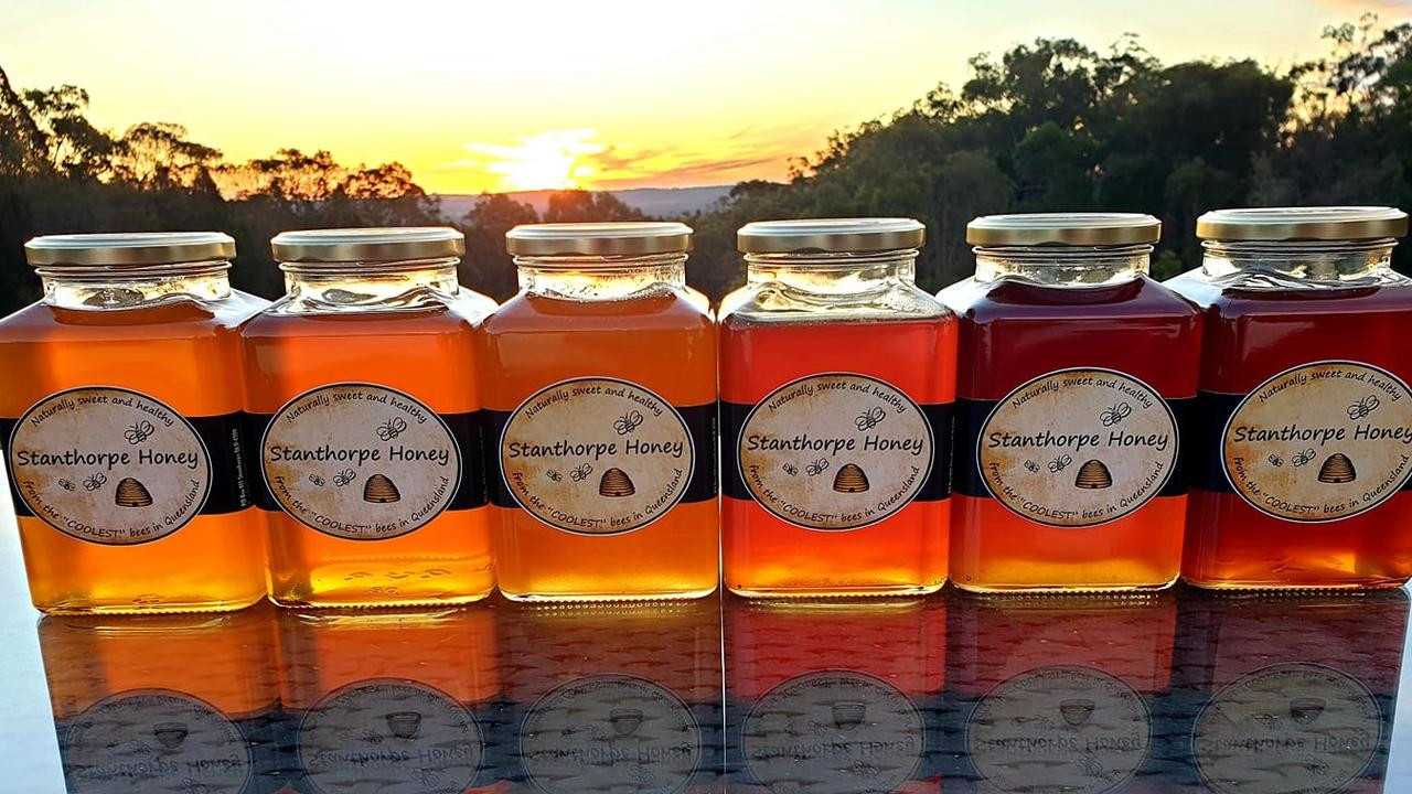 Honey from Stanthorpe Honey.