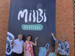 No Milbi Festival this year