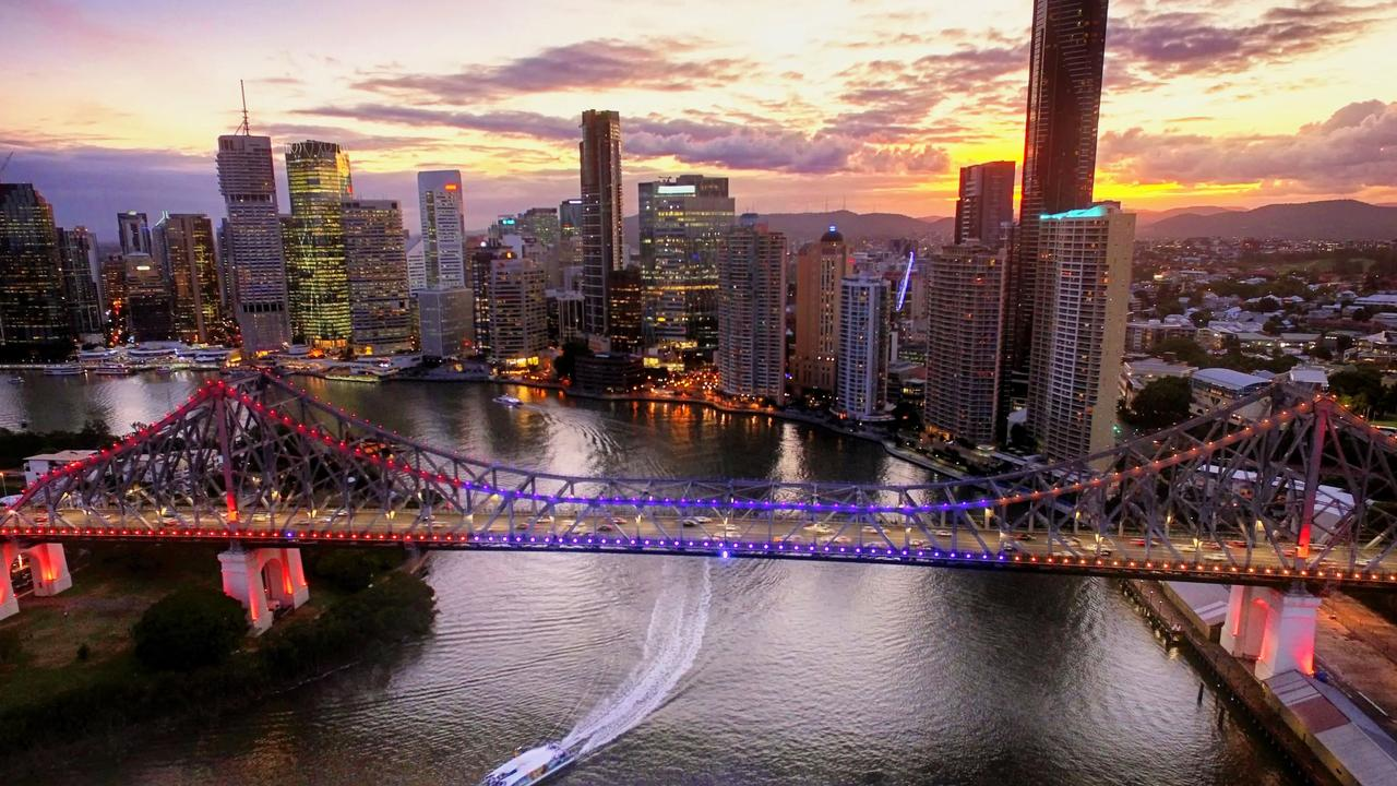 Brisbane inner city is high on the risk list for rising rental vacancies.