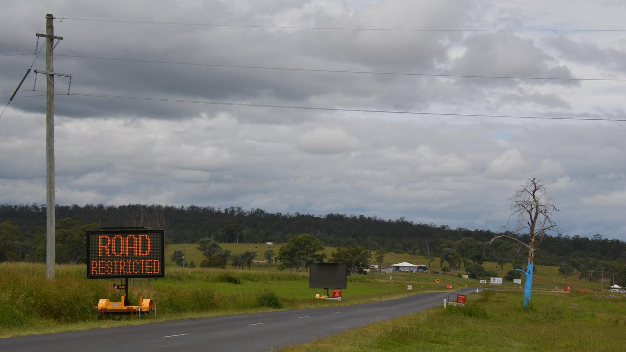 Two Murgon residents have received fines of $1334 each for attempting to allude the Cherbourg checkpoint to attend a party.