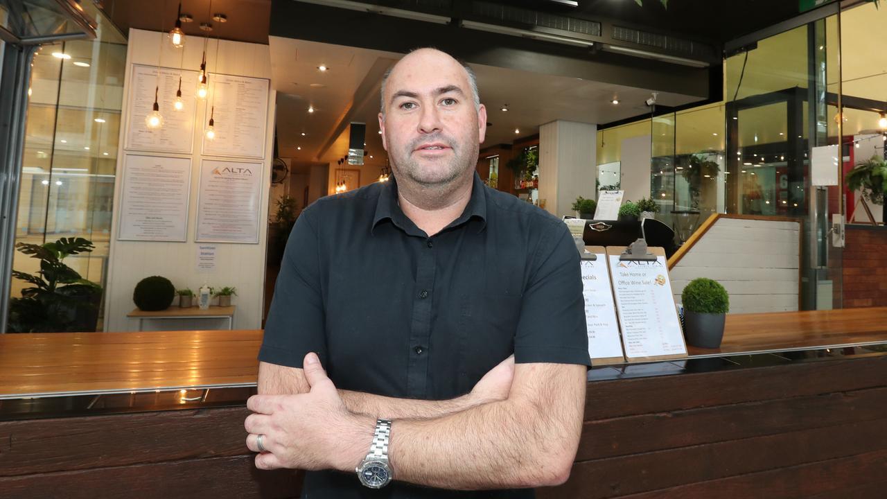 Brisbane hospitality identity Darren McGillivray.