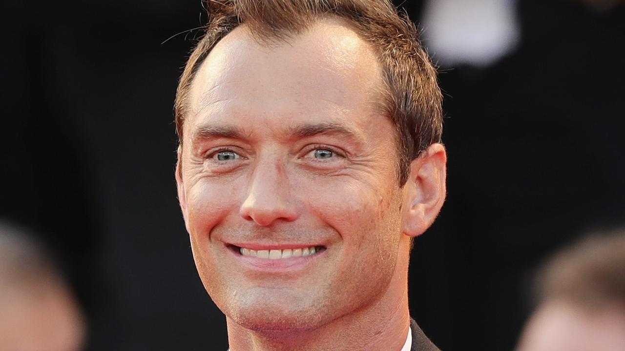 Jude Law. Picture: Getty Images.