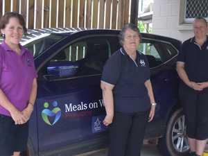 Volunteers key to keeping the wheels turning