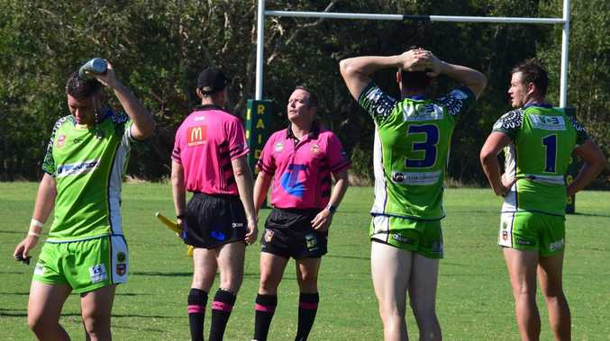Refs take pay cut to ease burden on NRRRL clubs
