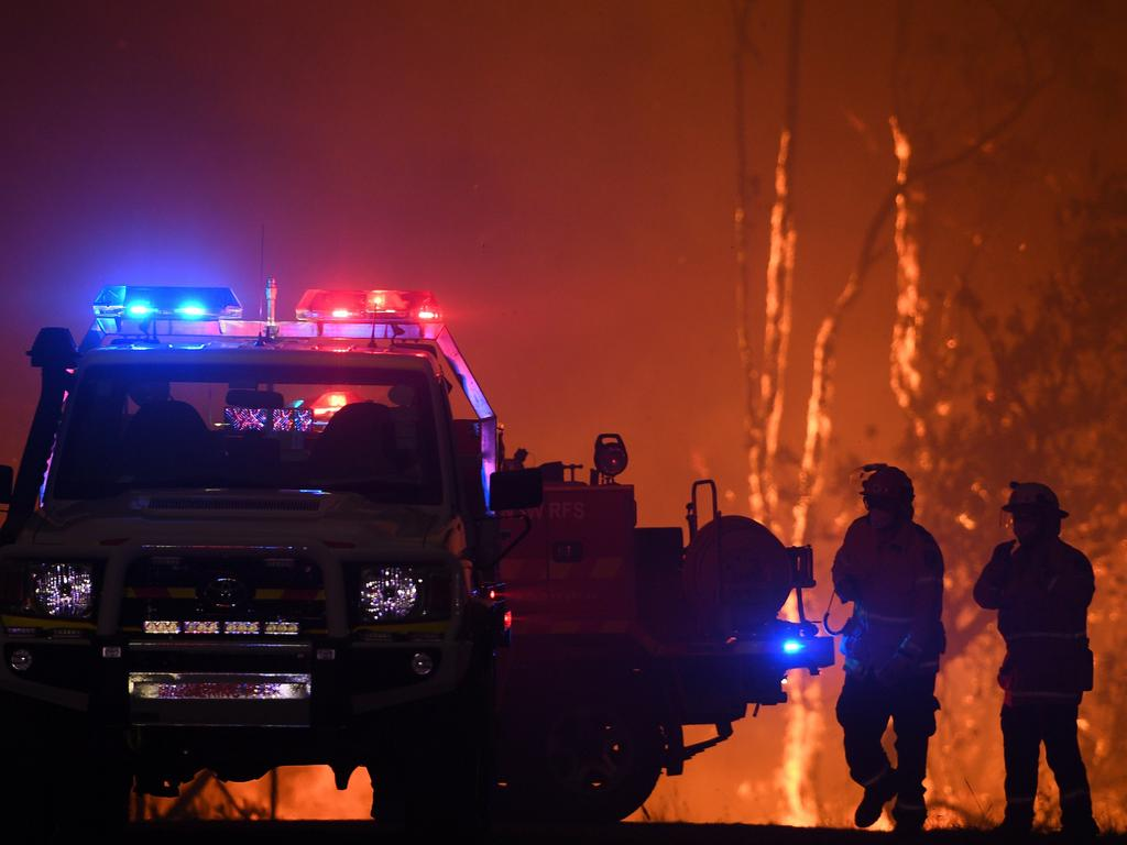 Climate change should have been listed as a cause of death for anyone who perished in the summer bushfires, the researchers say. Picture: Dan Himbrechts
