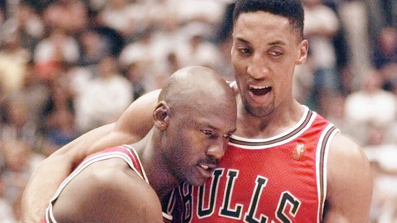 Scottie Pippen is 'beyond livid'.