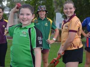 Launching Lockyer girls' cricket 'number one priority'