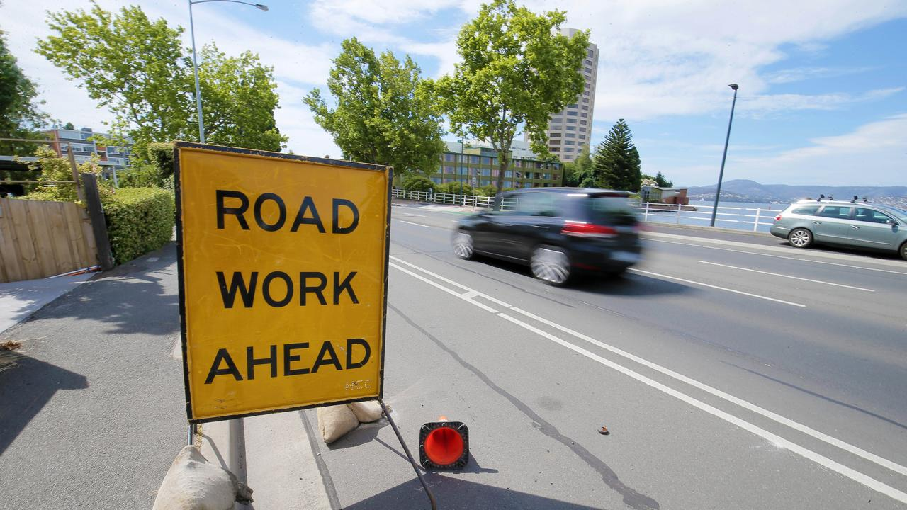 LESS USAGE: Road maintenance costs have remained mostly static during the coronavirus restrictions.