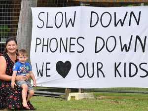 Mum's strong message to careless drivers after crash
