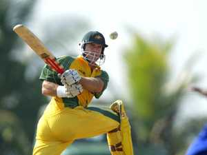 Four South Burnett cricketers who turned professional