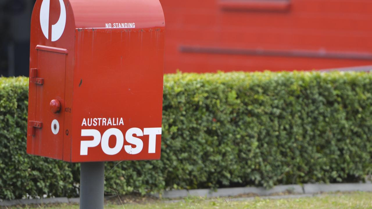An Australian Post spokesman said mail that is tampered with or goes missing from a resident's letterbox after it has been delivered is a criminal matter and customers should immediately report the theft to the police.