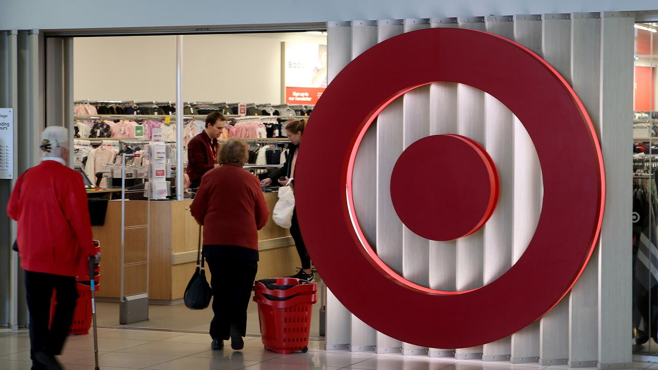 Speculation is swirling over which Target stores could shut down or become Kmarts. Picture: Glenn Ferguson