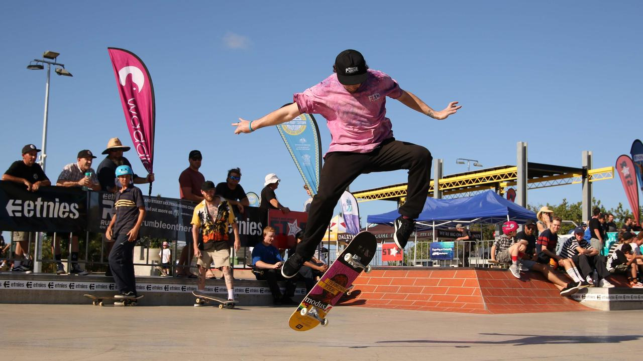 Rumble on the Reef will be run much differently this year, but the new process to get there could be a break for some up and coming skaters.