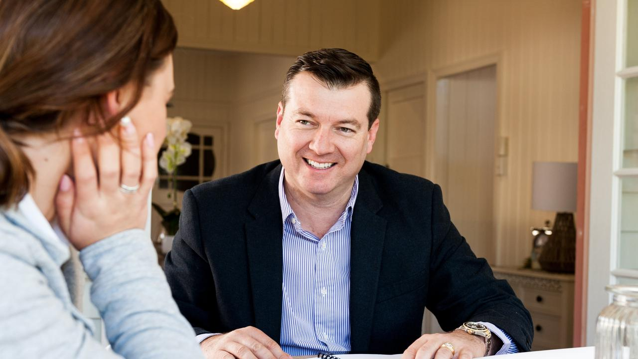 RE/MAX Precision Real Estate's Scott Mackey provides some tips for investors ahead of EOFY. Picture: Paul Beutel