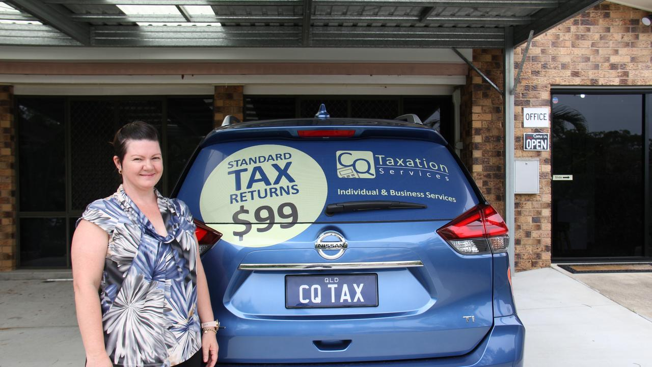 CQ Taxation Services proprietor Allison Totorica says there are different methods to claim tax introduced by the ATO due to COVID-19
