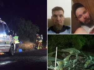 'Amazing young men' lost in horror crash