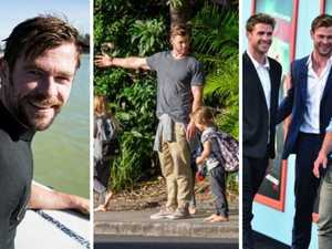 Inside the Byron Bay life of the Hemsworth brothers