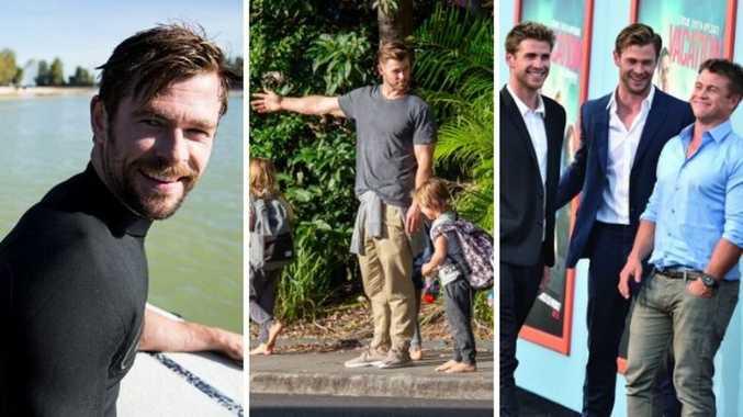 Hemsworth's Byron trend goes global