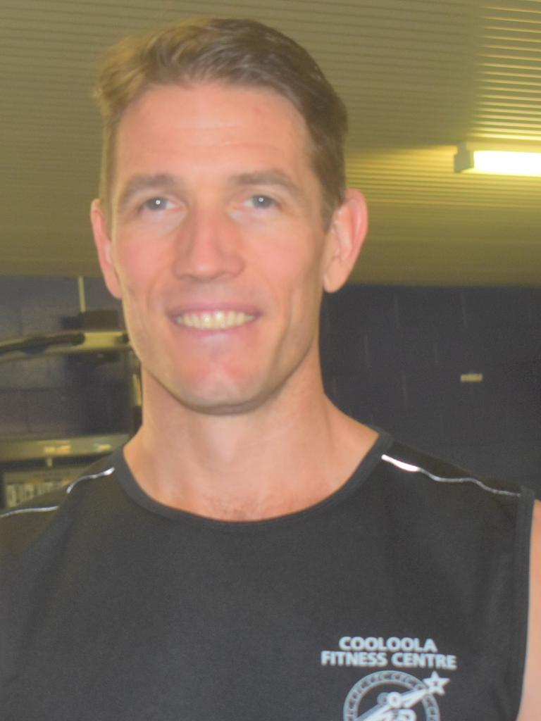EXPANDING ONLINE: Cooloola Fitness Centre owner operator Matt Stallmann will continue to grow his business online with the 21-day challenge.