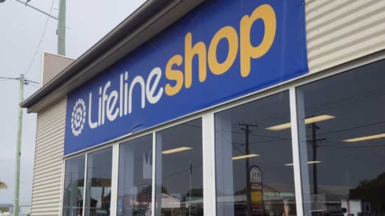 Warwick Lifeline store.