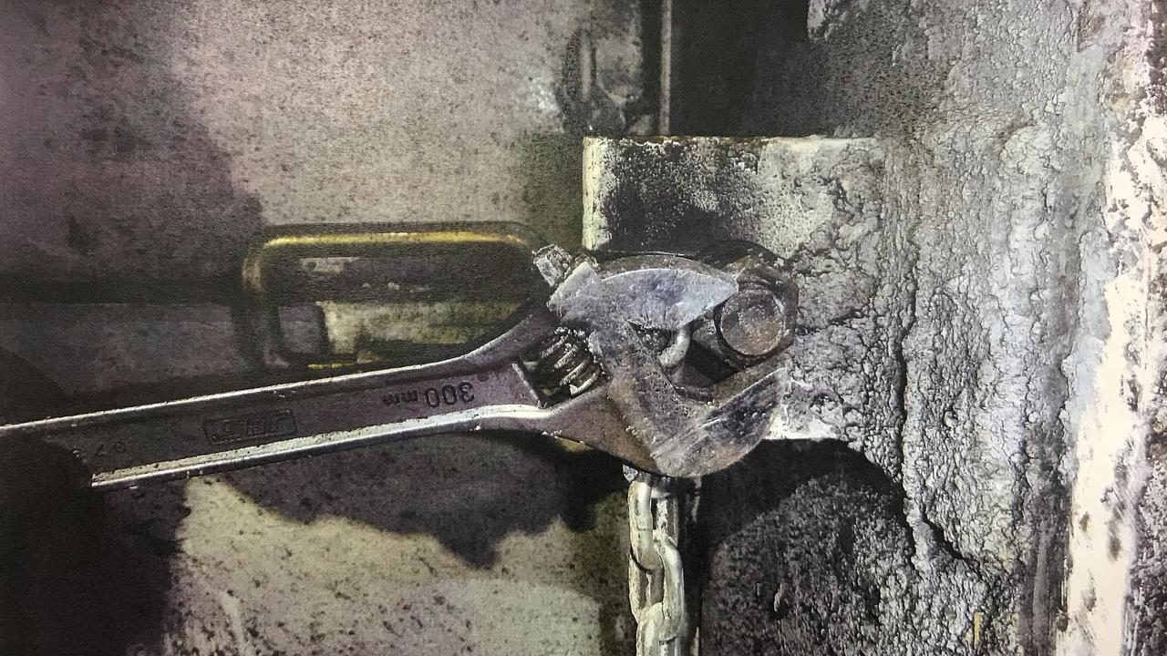 Mackay Coroners Court heard when Paul McGuire opened the hatch, which had been barred closed with a single bolt, he was engulfed by toxic air inside Grasstree mine.