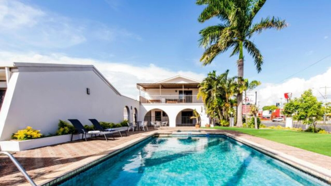 Casa Nostra motel is for sale in Mackay.
