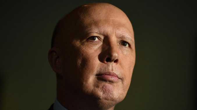 Dutton slams Premier's 'lack of logic', backs Hanson