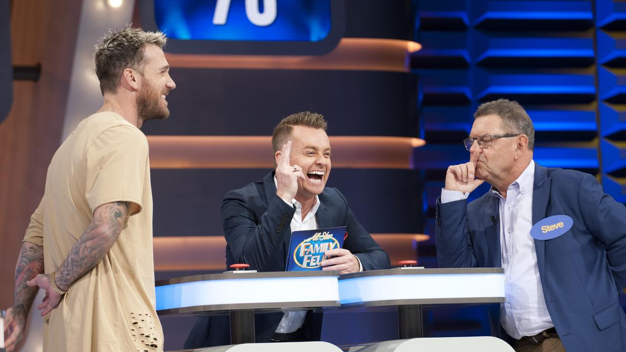 Family Feud will return for 10 episodes.