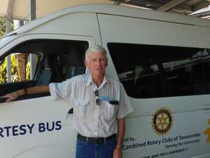 Volunteer drivers shift up a gear to help cancer patients
