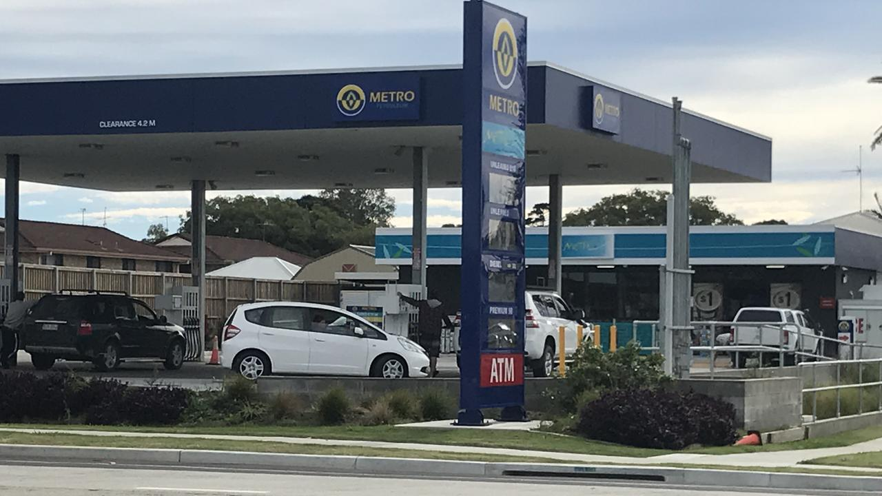 ARMED ROBBERY: Police are investigating the circumstances regarding an armed robbery at a Balina service station on May 21, 2020. Photo: Marc Stapelberg
