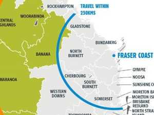 Border closure means rare tourism opportunity for Coast