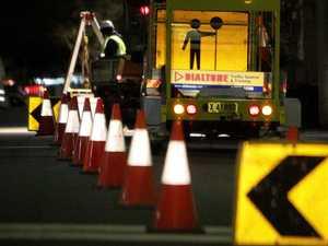 Expect delays as roadworks begin in Mackay city heart