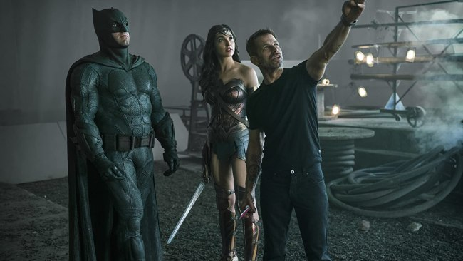 Zack Snyder stepped away from the film just months before its scheduled release. Picture: IMDB