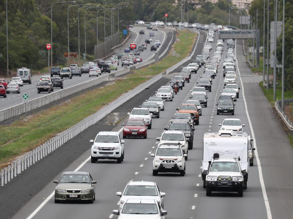 Mr Costigan wants the Bruce Highway to be rebranded between Brisbane and Cairns. Picture: Annette Dew