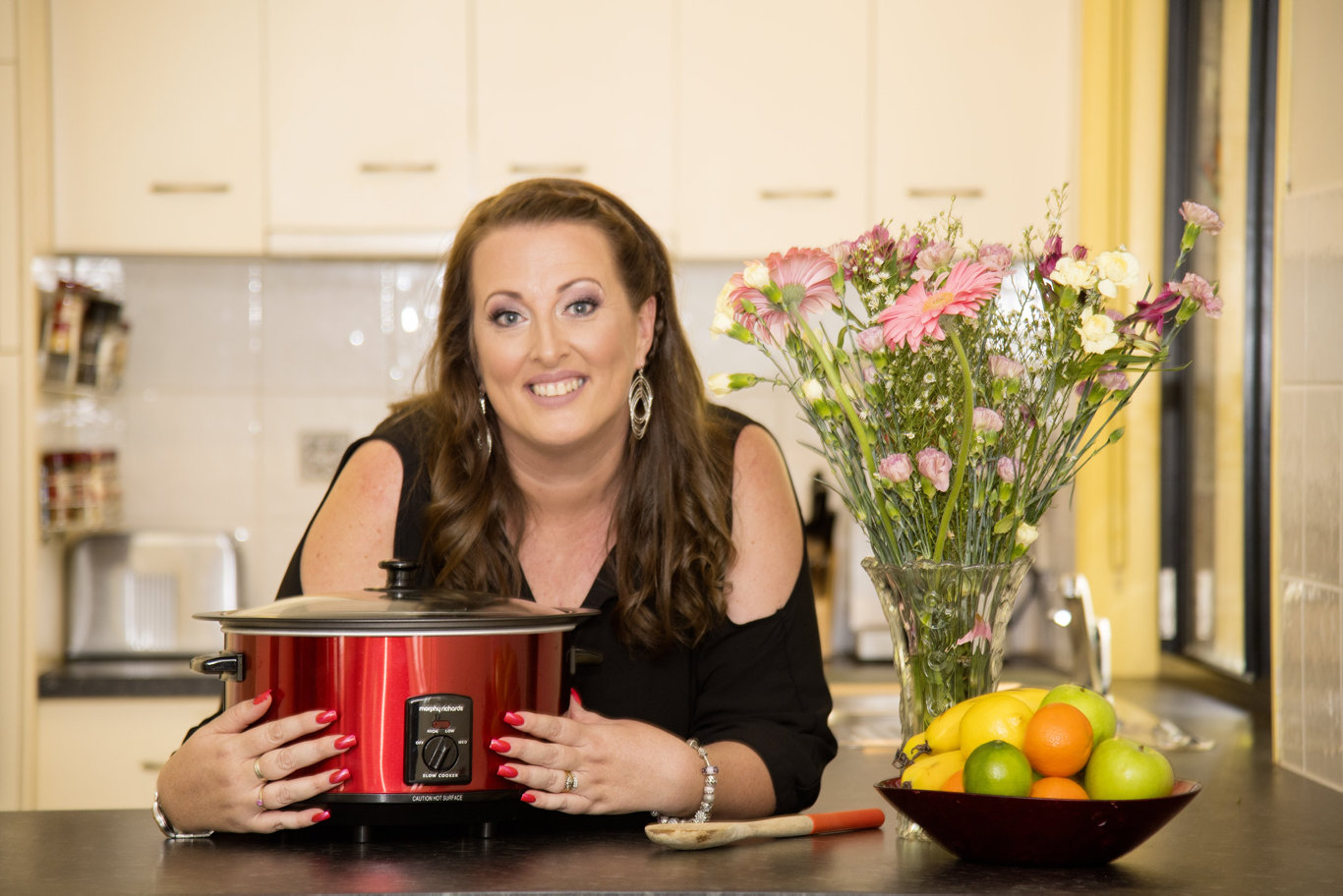 PROUD MOMENT: Hervey Bay's slow cooking queen Paulene Christie has released her sixth book.