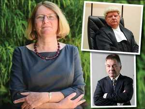 Judges' eye-watering salaries revealed