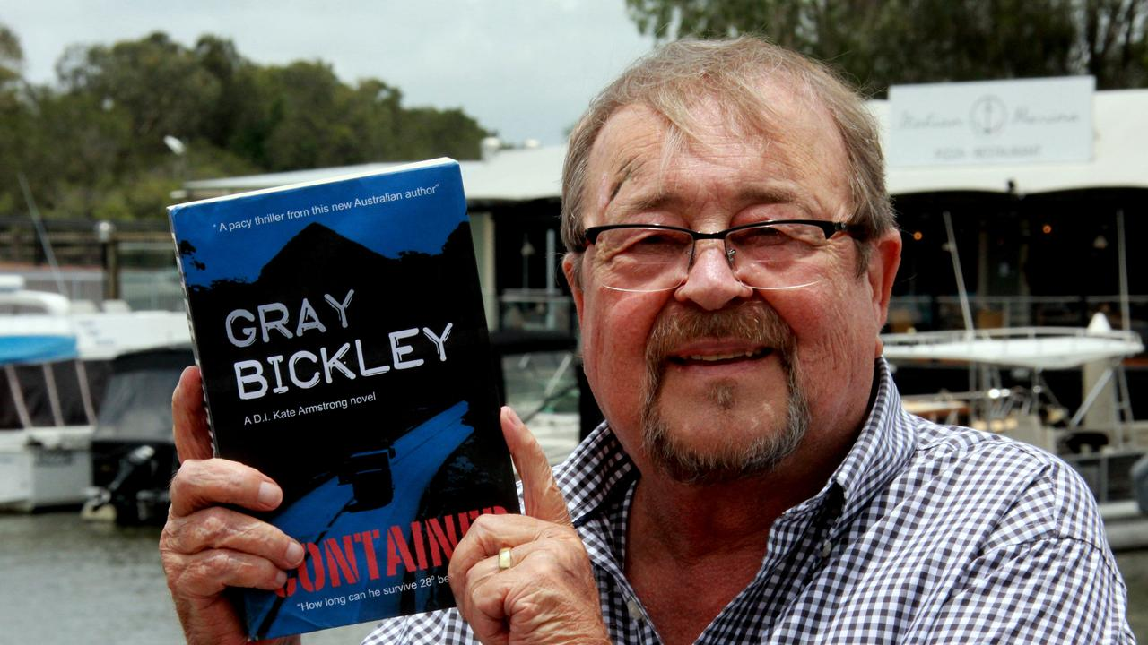 A rich and rewarding life - that's the legacy of Grayham Bickley as well as plenty of creative output. PHOT: Jim Fagan