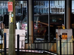 A 51-year-old man who allegedly drove his station wagon into a hijab store in Sydney's west is expected to face court.