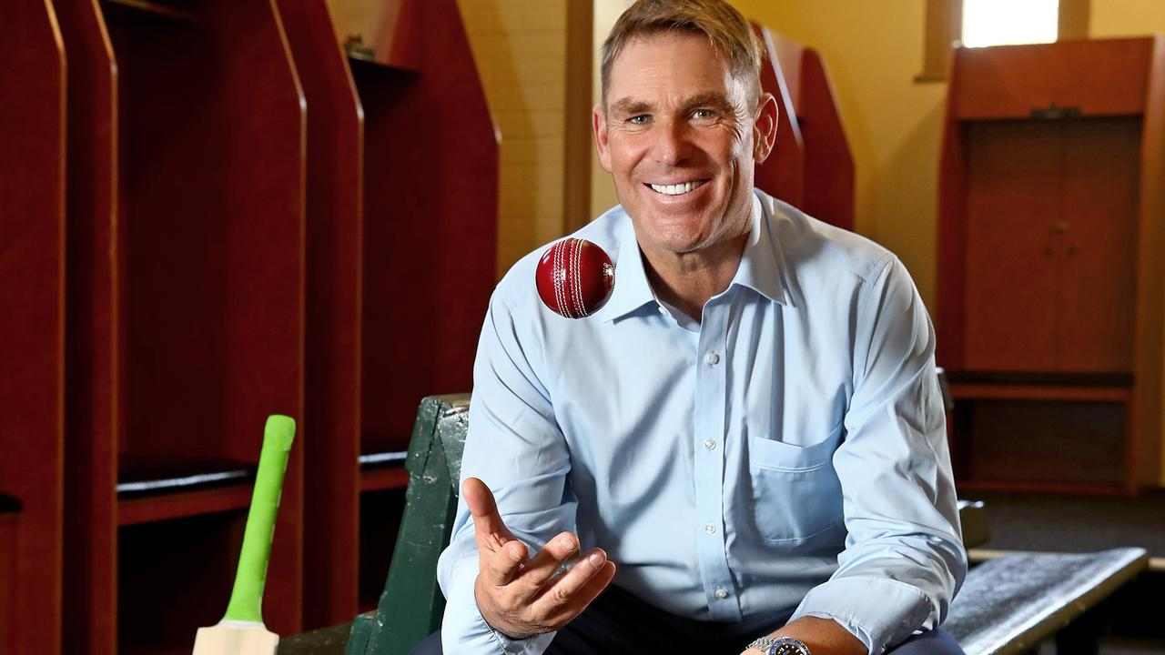 Shane Warne is concerned banning saliva to shine balls may compromise a fair battle between bat and ball.